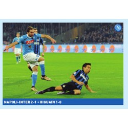 Highlights  Napoli-Inter 2-1 - Higuan 1-0