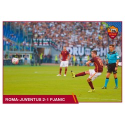 Highlights  Roma-Juventus 2-1 Pjanic