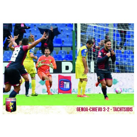 Highlights Genoa-Chievo 3-2 Tachtsidis