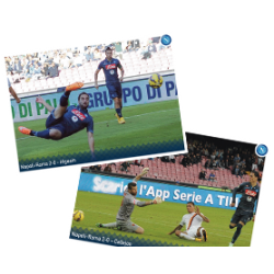 Napoli Highlights 2014-2015