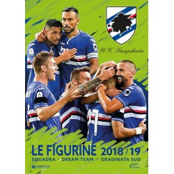 Figurine Sampdoria 2018 2019