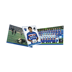 Figurine Sampdoria 2012/2013